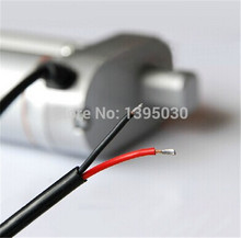 24pc/lot  12V 10mm/s=0.4inch/s  DC electric linear actuator for electric sofa, bed, window others free shipping by DHL