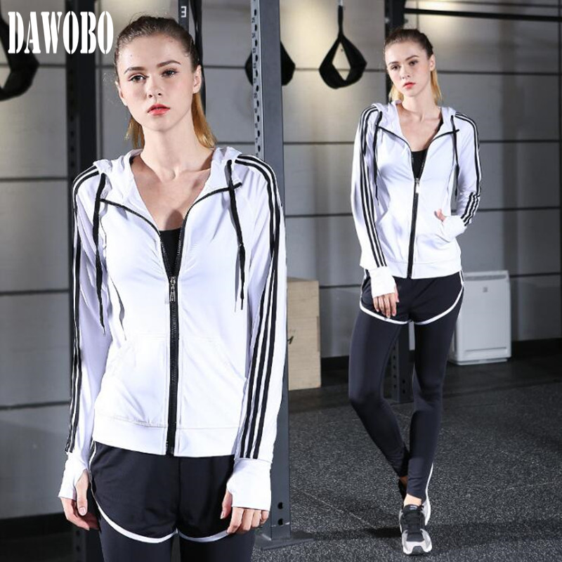 New Sport Suits Women's Fitness Yoga Set Running Sportswear Tights Training Jogging Suit Gym Sports Clothes Set 3pcs new winter yoga suit five piece female ms breathable coat of cultivate one s morality pants sports suits running fitness