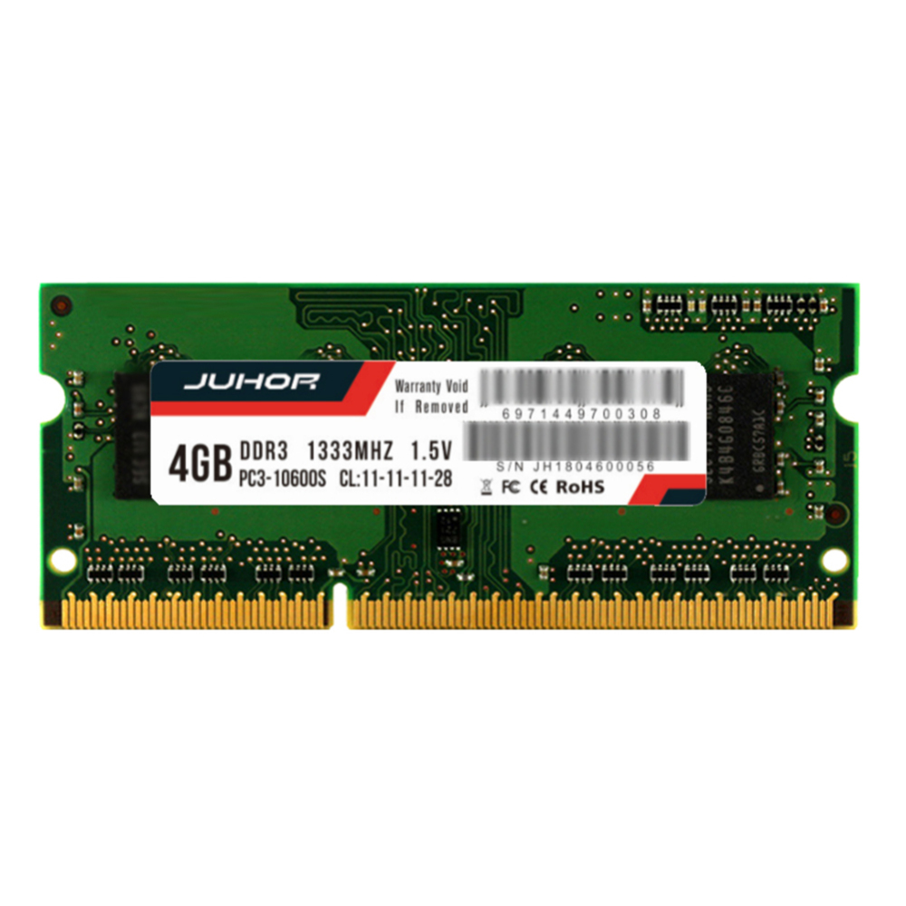 4GB <font><b>8GB</b></font> PC3-10600 <font><b>DDR3</b></font>-1333MHz <font><b>1600</b></font> MHZ 204Pin 1.5V <font><b>SODIMM</b></font> Laptop Memory RAM image
