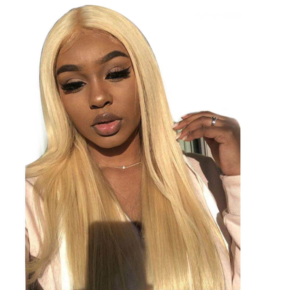 13 4 Lace Front Human Hair Wigs For Black Woman 130 Density Pre Plucked Lace Frontal