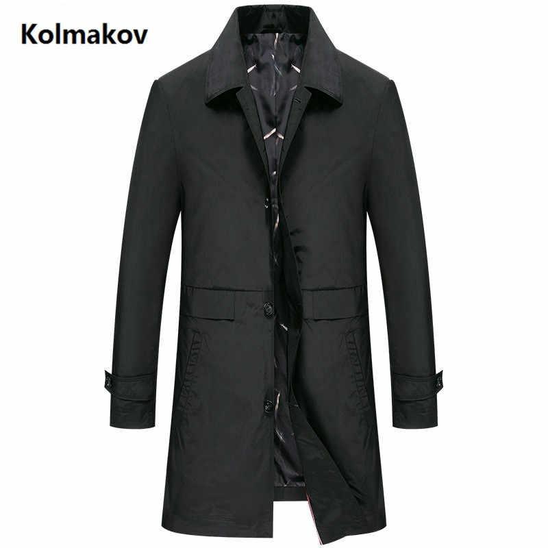 2019 אביב סתיו מעילי Mens מזדמן אופנה מעיל גברים של מעיל רוח מעיל זכר מעיל גשם באיכות גבוהה גברים M כדי 3XL