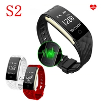 Mindkoo S2 sport Smart Band wrist Bracelet Wristband Heart Rate Monitor IP67 Waterproof Bluetooth Smartband For iphone Android