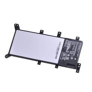 Image 2 - 7.6V 37Wh C21N1347 Laptop X555 Battery for ASUS X555 X555L X555LD X555L F555UA F555UB Y583LD F555UJ F555UF K555L 2ICP4/63/134