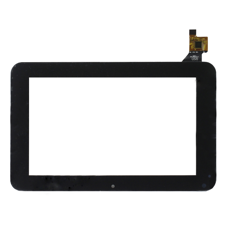 New 7 Inch Touch Screen Digitizer Glass Sensor Panel For iconBIT NetTAB MATRIX ULTRA (NT-0704M) Free shipping ultra thin 7 touch screen lcd wince 6 0 gps navigator w fm internal 4gb america map light blue