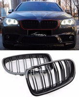 OLOTDI 5 Series M Sport Grille Front Kidney Replacement Racing Grills For BMW F10