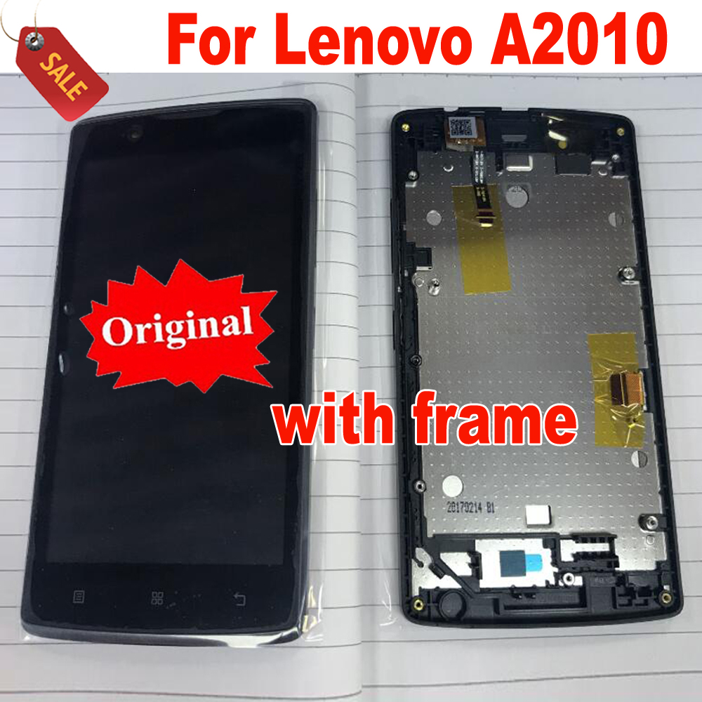 Cellphones & Telecommunications Dynamic Ocolor For Lenovo A2010 Lcd Display Screen Repair Parts For Lenovo A2010 Mobilephone Digital Accessory Replacement With Tools Mobile Phone Parts