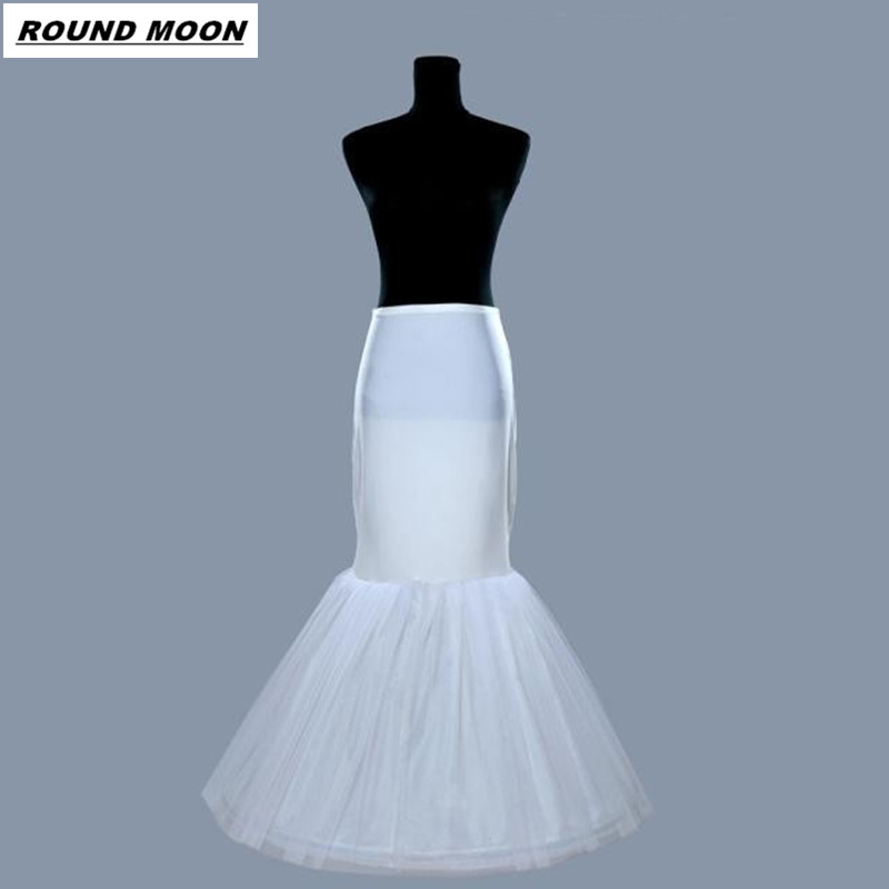 Bride Single-circle Wedding Panniers Mermaid Petticoat