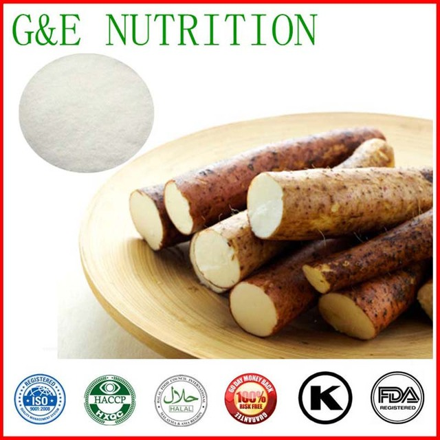 Natural & pure wild yam extract powder with high quality, factory supply wild yam extract 100g