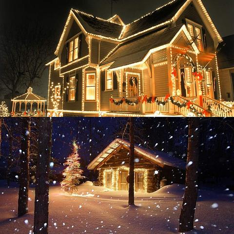 Led String Light 5/10M/20M 50/100/200LED USB 8ModeRemote Control Lights Fairy garlands for Wedding Christmas Holiday Decor lamps Islamabad