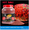 Free Shipping Wholesale Blood Parrot Fish Feed Food 800 G