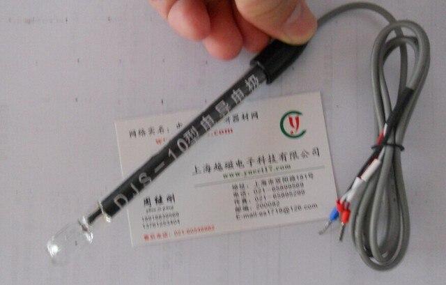 DJS 10 leitfähigkeit elektrode/leitfähigkeit messung sonde 0 20 msek ...