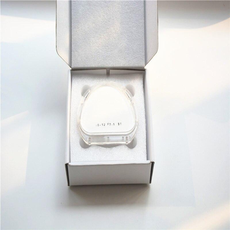 Matériau dentaire haute translucidité Amann Girrbach système CAD CAM nouveaux blocs en céramique zircone dentaire