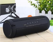 AZN T2 Bluetooth Speaker Waterproof Portable Outdoor Wireless Mini Column Box Support TF card FM Stereo Hi-Fi Boxes