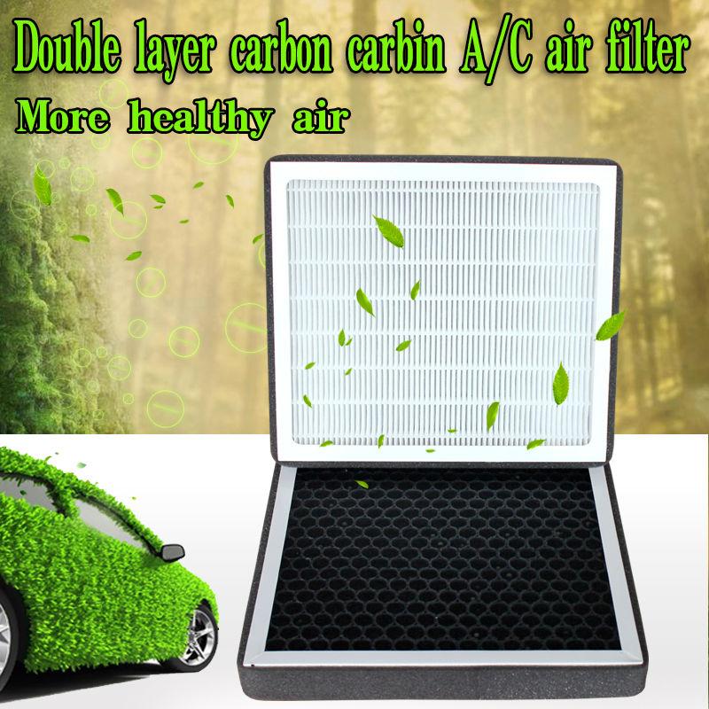 Carbon Filter Carbin Een/c Luchtfilter Voor Toyota Camry Tundra Sienna Sequoia Rav4 Prius Land Cruiser 4 Runner Wens Een Grote Verscheidenheid Aan Goederen
