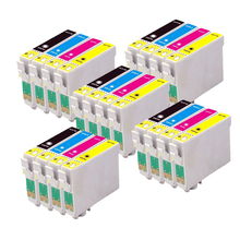 20 Compatible EPSON Ink cartridge for stylus SX130 SX-130 SX 130 Printer(China (Mainland))