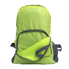 Men Women Outdoor Bags Camping Hiking Foldable Nylon Travel Bag Waterproof Sports Backpack