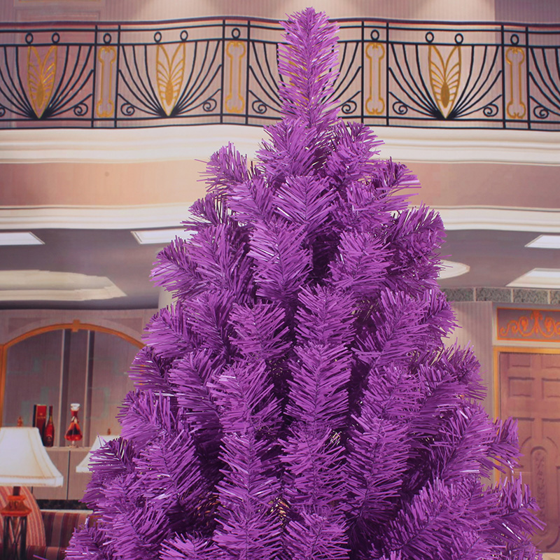 free shipping 240cm encryption purple christmas tree 24 meters of packages trees decorated decorations in christmas from home garden on aliexpresscom - Decorative Christmas Packages