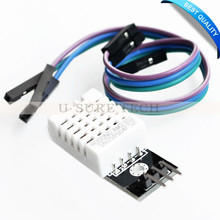 DHT22 Digital Temperature and Humidity Sensor AM2302 Module+PCB with Cable for Arduino