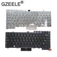Клавиатура GZEELE US для Dell Latitude E6400 E6410 E5500 E5510 E6500 E6510 для Precision M2400 M4400 без подсветки