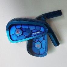 Playwell Itobori синего цвета железная головка клюшки для гольфа кованый углерод сталь cnc железная деревянный железный