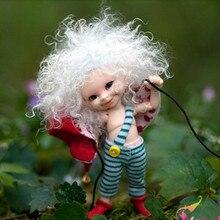 Muñecas sd bjd fairyland realpuki soso 1/12 modelo reborn baby dolls eyes alta calidad
