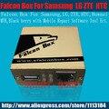 2016 100% Caja Original Halcón Falconbox Reparación de Herramienta de Software para htc | negro-berry | huwaei | samsung | zte | lg