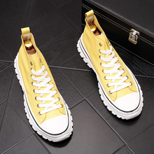 Stephen Luxury Brand Men Fashion Ankle Boots Spring Autumn Leather High