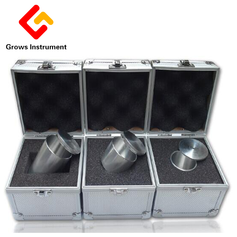 Aluminium Alloy Density Specific Gravity Cup Coating Specific Gravity Cup Density Determiner Pycnometer High Quality
