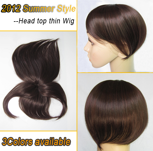female thinning hair on top of head – trendy hairstyles in the usa