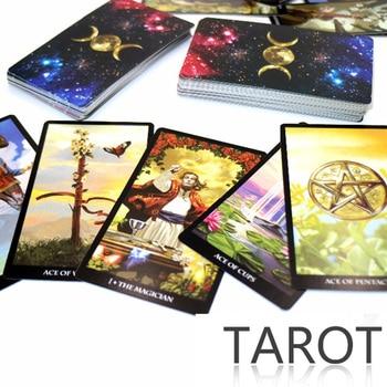 Mystic Tarot Deck 78 Cards - Read Your Fate, Dreams, Future Tarot Cards