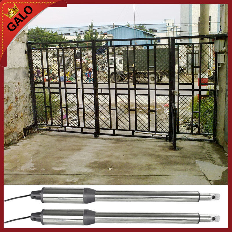 Galo Driving Double Leaf Automatic Swing Gate Opener Motor