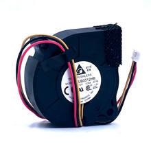 Frete Grátis Novo para delta BUB0512HB 5 CENTÍMETROS 5015 ventilador turbina centrífuga ventilador de refrigeração 12V 0.24A