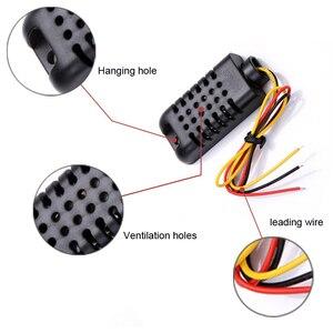 Image 3 - 温度湿度センサーデジタル検出器 AM2301 モジュールで作業することができ gsm sms のコントローラ警告 RTU5023/S270/S271/s272