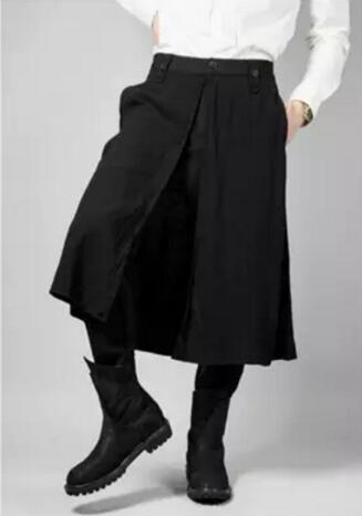 Clothing Trousers Casual-Pants Winter Men's Fashion HOT Singer And Autumn Korean Costumes
