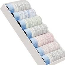 Modalne bokserki męskie spodenki bielizna modalne kolorowe bawełniane bokserki mieszane przędza naturalna marka Design nowa dostawa 7M16