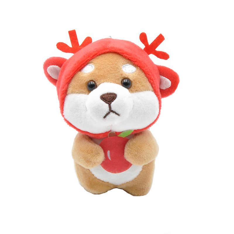 Kawaii Animais de Pelúcia Boneca de Pelúcia Brinquedos Para Crianças Do Bebê de Pelúcia Recheado Bonito Engraçado Dos Desenhos Animados Chaveiros Brinquedos Para Crianças Presentes de Aniversário