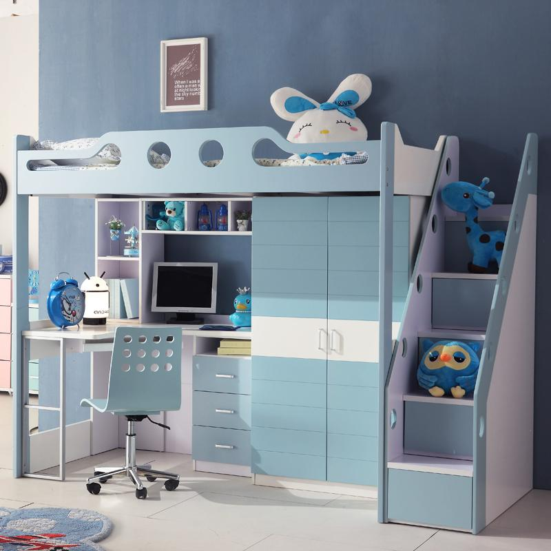 Children S Bed Furniture Suite One Multifunction Bed Bed
