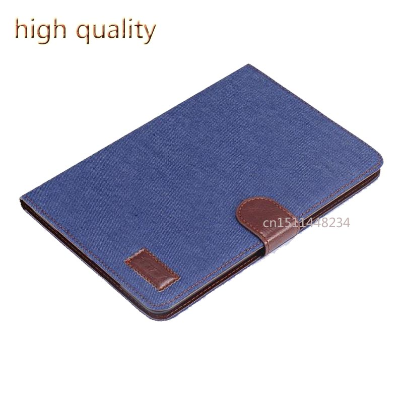 For ipad pro 9.7 case Luxury cowboy PU Leather Cover For Apple iPad Pro 9.7 cover With Magnetic Auto Wake Up Sleep case+pen+film sgl luxury ultra smart stand cover for ipad air 1 ipad5 case luxury pu leather cover with sleep wake up function for ipad air1