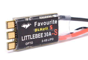 Image 2 - お気に入り fvt littlebee 30A S 30A s esc BLHeli_S 光 2 6 s サポート mulitshot Oneshot42 OneShot125