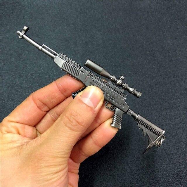 PUBG Weapon Rifle Key Chain
