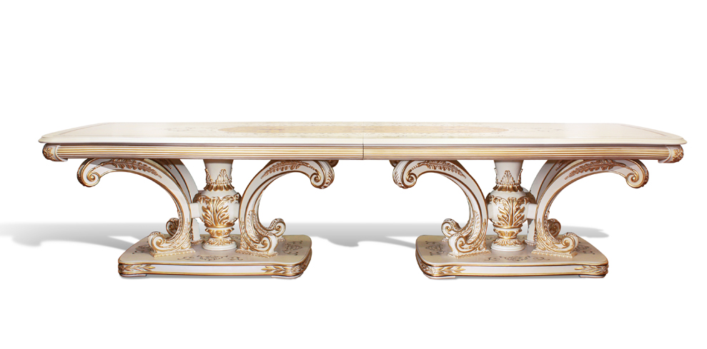 Lovely Luxury Antique French Style Long Wood Carving Dining Table In Dining Tables  From Furniture On Aliexpress.com | Alibaba Group