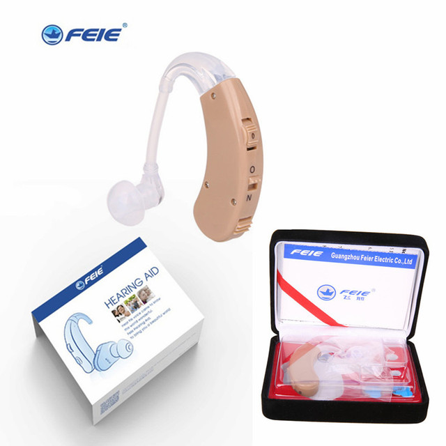 Bte For The Elderly Young Hearing Aids Sound Amplifier Better Than
