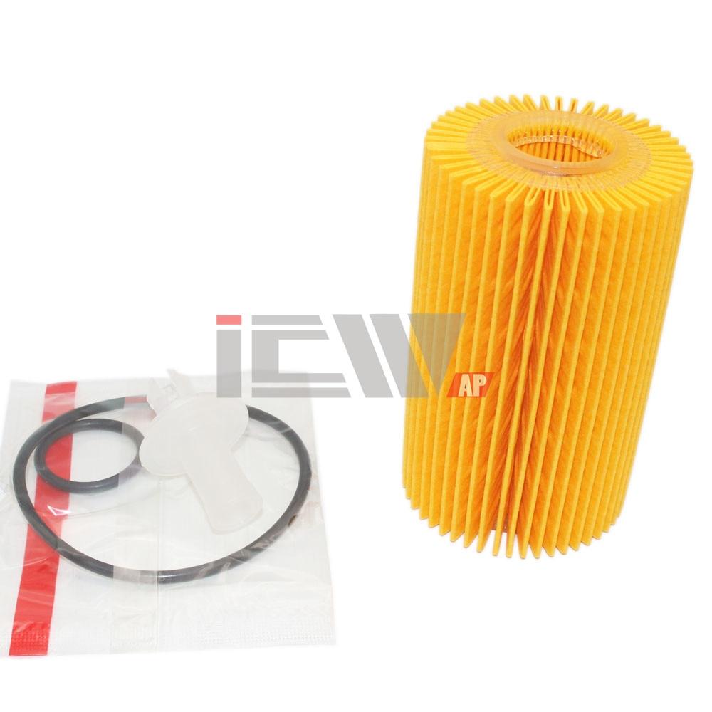 Oil Filter Kit For Toyota Land Cruiser Sequoia Tundra OEM# 04152-YZZA4 For Lexus