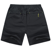 8XL Men's Summer Quick Dry Breathable Shorts Outdoor Sportswear Mountainskin Hiking Trekking Running Camping Male Trousers VA100