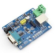 F18910 RS232/RS485 Последовательный в WIFI Модуля Ethernet Оценочная Плата БЕСПРОВОДНОЙ модуль WI-FI Evaluation Board