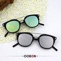 Fashion Round Sunglasses Men Luxury Brand Vintage Male Lunette UV400 Protection Mens Shades High Quality Sun Glasses