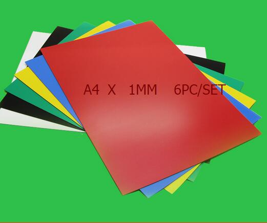 Soft rubber magnet A4 Sheet 1mm thickness soft magnet advertising or whiteboard magnetic sheet best price 6pc best price 5pcs set 0 1mm 15 degree