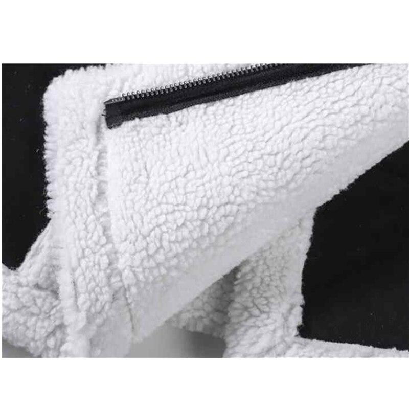 Cy397 Occasionnel Blanc Turn Femmes Manches Longues De Taille Épaissir Nouveau Canard Chaud Femelle Qualité Haute down Col Réglable Black Duvet Veste 4Hdwq676xC