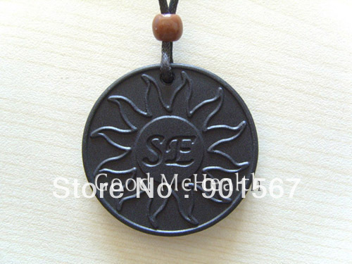 -=< Retail >=- Quantum Scalar Energy Pendant SE Design 2000 - 3000 negative ions Free Shipping by Airmail Post