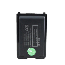 Abbree DC 7.4V 2000mAh Li-ion Battery Pack for Walkie Talkie QuanSheng TG-UV2 Two Way Radio